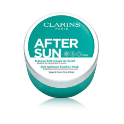Clarins Suncare Aftersun Mask Jar 100ml