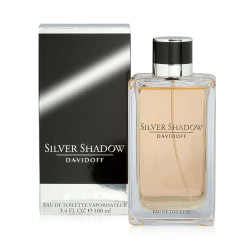 Davidoff Silver Shadow Eau de Toilette for Men - 100 ml