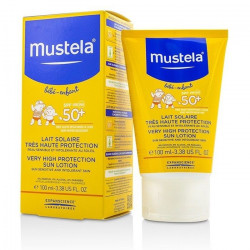 Mustela Very High Protection Sun Lotion SPF50 100ml