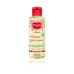 Mustela Stretch Marks Prevention Oil - 105 ml