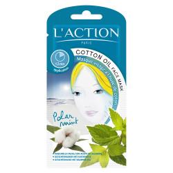 Laction Cotton Oil Mud Mask - 12 g