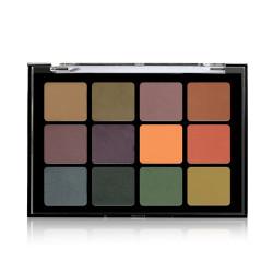 Viseart Eyeshadow Palette - Dark Matte - VPE04