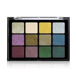 Viseart Eyeshadow Palette - Bijoux Royal - VPE09