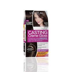 L'oreal Paris Casting Creme Gloss - N 323 - Dark Warm Brown