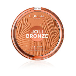 L'oreal Paris Bronzing Powder Glam Bronze Terra - N 02- Natural Capri