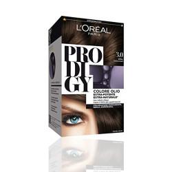 Loreal Paris - Prodigy Hair Color -  N 3.0 Brown Kohl