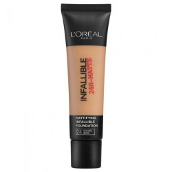 L'oreal Paris Infallible Matte Foundation - N 24 - Golden Beige