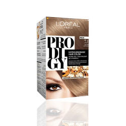 Loreal Paris - Prodigy Hair Color - N 7.1 Silver Ash Blonde