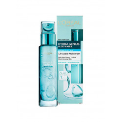 Loreal Paris Hydragenius Moisturizer Normal to Dry Skin - 70 ml