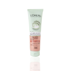 L'oreal Paris - Pure Clay Red Cleanser With Red Algae For Exfoliates And Brightens - 150 ml