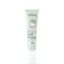 L'oreal Paris - Skin Care Pure Clay Cleanser Green For Purifies And Matifies - 150 ml