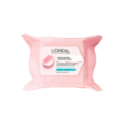 Loreal Paris Fine Flowers Cleansing Wipes