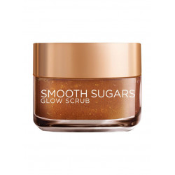 Loreal Paris Smooth Sugar Scrubs With Grapeseed Oil - 50 ml