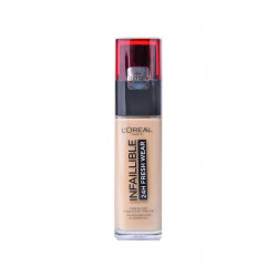 Loreal Paris Infallible 24Hr Foundation - N 200 - Golden Sand