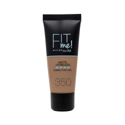 Maybelline Fit Me Matte + Poreless Foundation - N 350 - Caramel