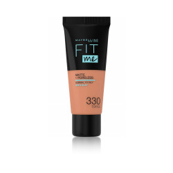 Maybelline Fit Me Matte + Poreless Foundation - N 330 - Toffee