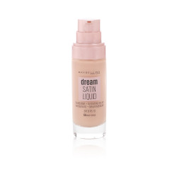 Maybelline - Dream Satin Liquid Foundation - N 41 - Warm Beige