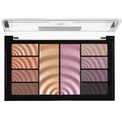 Maybelline - Total Temptation Eye Shadow With Highlighter Palette