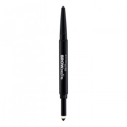 Maybelline - Brow Satin Duo Eyebrow - N 5 - Black Brown