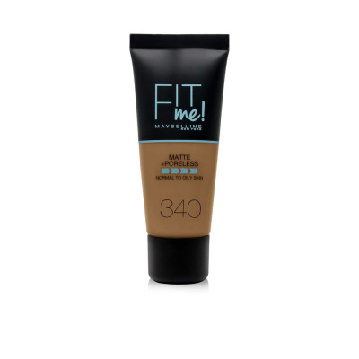 Maybelline Fit Me Matte + Poreless Foundation - N 340 - Cappucino