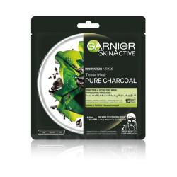 Garnier Charcoal with Black Tea Skin Active Hydra Bomb Tissue Mask