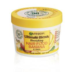 Garnier Ultra Doux 3 In 1 Hair Food Banana & Shea - 390 ml