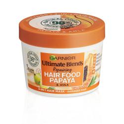 Garnier Ultra Doux 3 In 1 Hair Food Papaya & Amla - 390 ml
