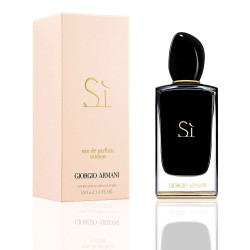Giorgio Armani Si Intense Eau De Perfume for Women - 100 ml