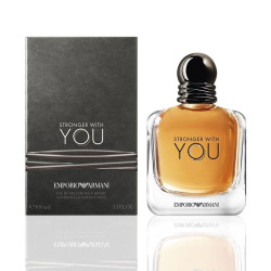 Giorgio Armani Stronger With You For Eau De Toilette - 100 ml