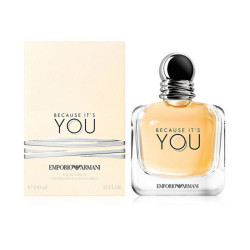 Emporio Armani Because It's You Eau De Perfume for Women - 100 ml