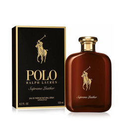 Ralph Lauren Polo Supreme Leather Eau De Perfume for Men - 125 ml