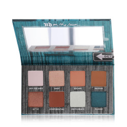 Urban Decay On The Run Mini Eyeshadow Palette - Detour
