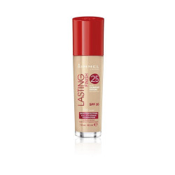 Rimmel Lasting Finish 25 Hour Liquid Foundation - N 100 - Ivory