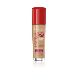 Rimmel Lasting Finish 25 Hour Liquid Foundation - N 400 - Natural Beige