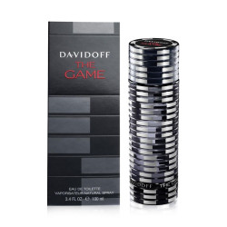 Davidoff The Game Eau De Toilette for Men - 100 ml