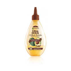 Garnier Ultra Doux Biphase Oil Avocado & Shea - 140Ml