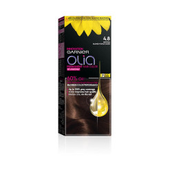 Garnier Olia Hair Color - N 4.8 - Mocha brown