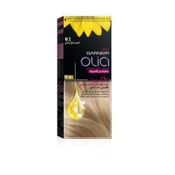 Garnier Olia Hair Color - N 9.1 - Ashy Light Blonde