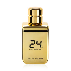 24 Gold Oud Edition Eau De Toilette Concentree Spray - 100 ml