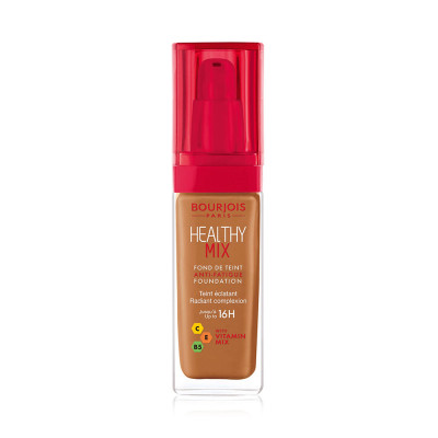 Bourjois Healthy Mix Anti-Fatigue Foundation - N 61 - Golden Cappuccino