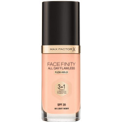 Max Factor Facefinity All Day Flawless 3 in 1 Foundation - Ivory - N 40