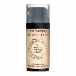 Max Factor Miracle Prep 3 In 1 Beauty Protect Primer SPF30
