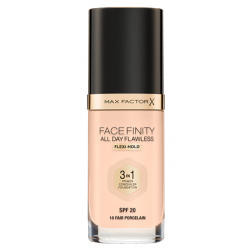 Max Factor Facefinity All Day Flawless 3-In-1 Foundation - N 10 - Fair Porcelain