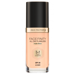 Max Factor Facefinity All Day Flawless 3-In-1 Foundation - N 42 - Ivory