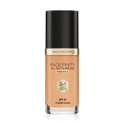 Max Factor FaceFinity All Day Flawless 3 In 1 Foundation - N 76 - Warm Golden