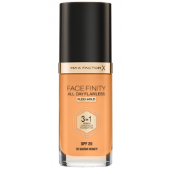Max Factor Facefinity All Day Flawless 3-In-1 Foundation - N 78 - Warm Honey