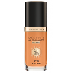 Max Factor Facefinity All Day Flawless 3-In-1 Foundation - N84 - Soft Toffee