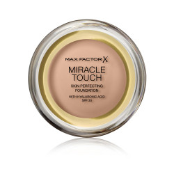Max Factor Miracle Touch Foundation - Warm Almond - N 45