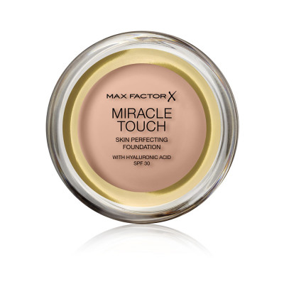 Max Factor Miracle Touch Foundation - Blushing Beige - N 55