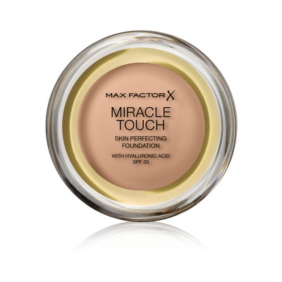 Max Factor Miracle Touch Foundation - Golden - N 75